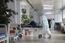 В России за сутки выявили 13 397 случаев заболевания коронавирусом