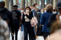 Ֆրանսիայում չեղարկվում է փողոցում դիմակների պարտադիր կրումը