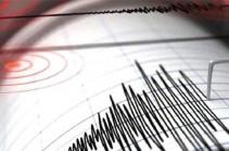 Երկրաշարժ՝ Ելփին գյուղից 8 կմ հյուսիս-արևմուտք․ էպիկենտրոնային գոտում ստորգետնյա ցնցման ուժգնությունը կազմել է 3-4 բալ