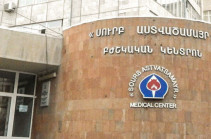 Child, 14, seriously injured as a result of traffic accident with involvement of acting minister's car in Armenia