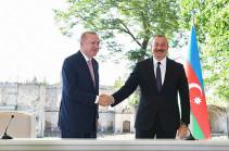 Էրդողանը չի բացառել Ադրբեջանում թուրքական ռազմաբազայի ստեղծումը
