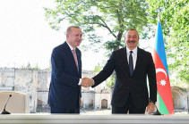 Эрдоган допустил создание турецкой военной базы в Азербайджане