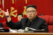 Kim Jong-un admits North Korea facing a 'tense' food shortage