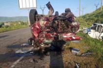 Ծովագյուղ-Շորժա-Վարդենիս ավտոճանապարհին մահվան ելքով ավտովթար է տեղի ունեցել