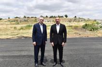 В Кремле оценили планы Турции по созданию военной базы в Азербайджане