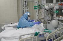 Ռուսաստանում մեկ օրում հայտնաբերվել է կորոնավիրուսային վարակի 17 262 դեպք