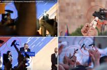 На митинге партии «Гражданский договор» присутствовали люди с молотками, это крайне опасное явление  – омбудсмен Армении