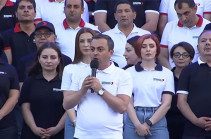 Armenia bloc ARF-D member says no transactions to be carried out behind people's backs