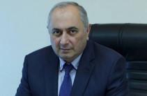 Прокурор представил в ЦИК ходатайство о лишении свободы Армена Чарчяна