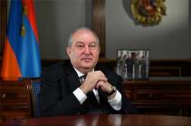 Выборы проходят в сложной, кризисной ситуации и имеют решающее значение для нашего государства и народа - президент Армении