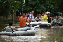 One person dead, 1,500 people evacuated, 300 houses flooded in Crimea due to heavy rains