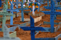 Brazil hits 500,000 covid deaths amid 'critical' situation