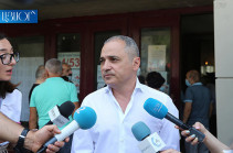 """""""Armenia"""" bloc member Vahe Hakobyan does not exclude provocations by authorities from despair"""