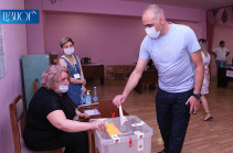 12,20% of voters cast their ballots by 11am – Armenia CEC