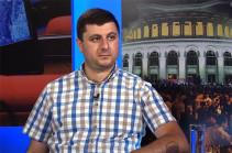 Обладающие честью военные и командиры считают оказание поддержки этой власти оскорблением – Тигран Абрамян
