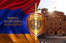 Распространитель листовок против блока «Армения» явился в полицию