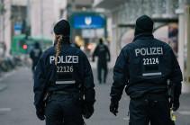 При стрельбе в Берлине ранены три человека