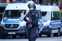 Three people wounded in shooting in Berlin