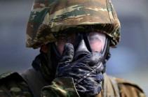 Сирийские саперы уничтожили базу боевиков