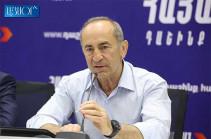 Блок «Армения» продолжит борьбу за власть – Роберт Кочарян