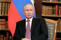 Պուտինը հայտարարել է, որ Ռուսաստանն անքակտելիորեն կապված է Եվրոպայի հետ
