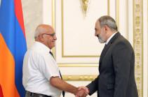 «В конечном итоге, атака остановлена» – Левон Ширинян обещал Николу Пашиняну поддержать правительство