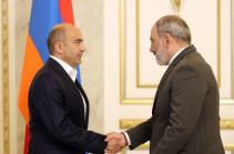 Мы думаем, что наша повестка дня проиграла на этих выборах – Эдмон Марукян встретился с Николом Пашиняном
