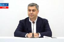 Артур Ванецян готов работать в парламенте, если блок «Честь имею» примет решение взять мандаты