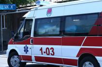 Վեդի-Արարատ ճանապարհին վթարի հետևանքով 15-ամյա վարորդը մահացել է