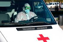 Russia reports over 17,500 daily COVID-19 cases — crisis center