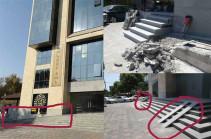 Կինեմատոգրաֆիստների միությունն ահազանգում է՝ Կինոյի տան շենքը ենթարկվում է անօրինական զավթումների (Լուսանկարներ)