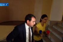 Губернатор Ширакской области не комментирует информацию о суде над пленными ширакцами