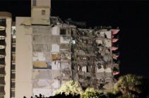 В Майами обрушился многоэтажный дом