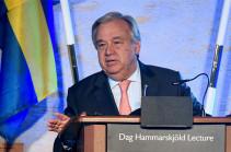 Генсек ООН призвал к введению налога на богатство