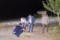 Կոտայքի բաժնի ծառայողները բացահայտել են Գեղաշեն գյուղում կատարված սպանությունը