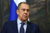 Ռուսաստանը Մինսկի խմբի մյուս համանախագահների հետ օգնում է Ղարաբաղյան հակամարտության կողմերին վստահություն կառուցել. Լավրով