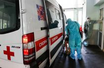 Russia reports 20,393 daily COVID-19 cases — crisis center