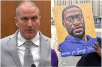 George Floyd murder: Derek Chauvin sentenced to over 22 years