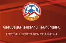ՀՖՖ-ն ակումբներին Պրոֆեսիոնալ Ֆուտբոլի Լիգա ստեղծելու պաշտոնական առաջարկ է արել
