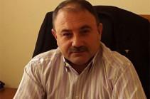 Начальнику Военной полиции Минобороны Армении присвоено звание генерал-майора
