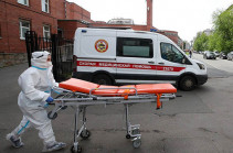 Russia documents 24,353 cases of COVID-19 in past 24 hours