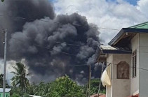 Dozens killed in Philippine military plane crash