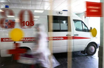 Russia documents 23,378 cases of COVID-19 in past 24 hours