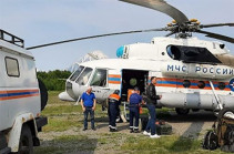 Search for crashed An-26 plane resumes in Kamchatka