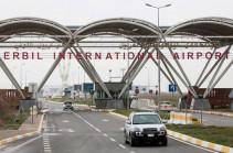 Аэропорт Эрбиля в Иракском Курдистане обстреляли