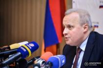 Продолжаются обсуждения по расширению присутствия российских пограничников в Армении - Сергей Копыркин