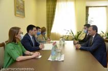 Посол Италии заявил о готовности продолжать сотрудничество с Арменией в сфере борьбы с коррупцией.