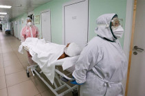 Russia reports over 23,900 daily COVID-19 cases — crisis center