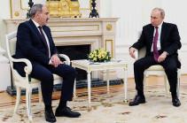 Concerns always exist on border with Azerbaijan - Pashinyan to Putin