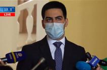 Я не вижу внутреннего сопротивления в судебной системе – Рустам Бадасян